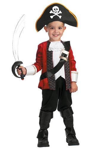 Disfraz de pirata infantil El Capitan