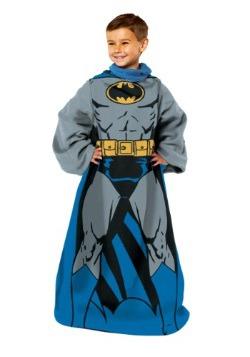 Frazada cómoda de Batman para niños