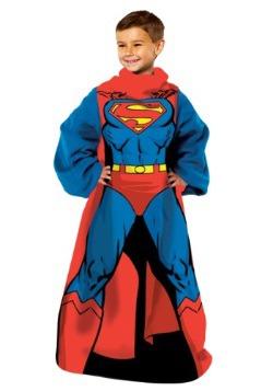 Frazada cómoda de Superman para niños