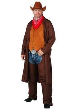 Disfraz de vaquero de rodeo talla extra