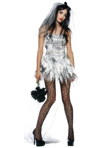 Disfraz de novia Zombie sexy talla extra