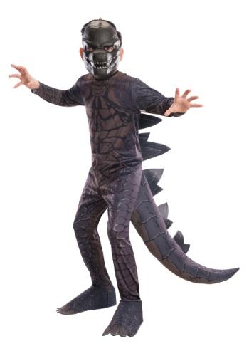 Disfraz infantil de Godzilla