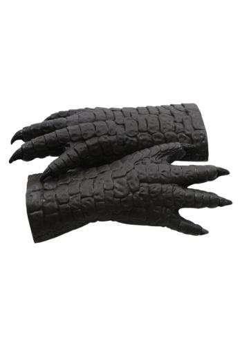 Manos de látex de Godzilla Deluxe