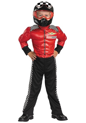 Disfraz Turbo Racer