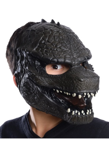 Máscara infantil de Godzilla