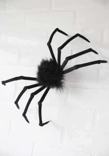 "Poseable 16 ""Furry Spider"