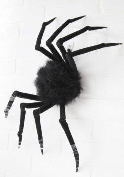 """Araña peluda mediana flexible de 22"""""""