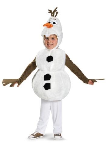 Disfraz infantil de Olaf de Frozen