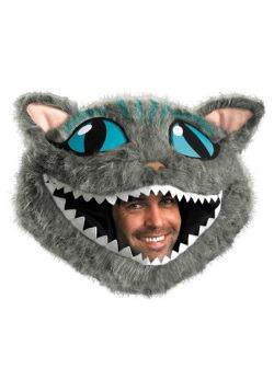 Máscara de gato Cheshire