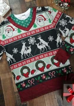 Suéter de venado feo adulto feo