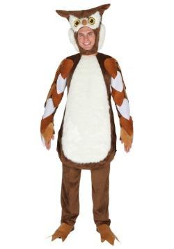Disfraz de búho para adulto