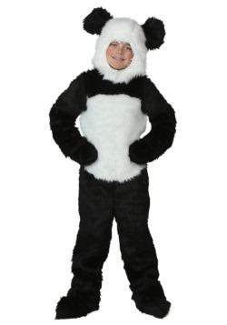 Disfraz infantil de panda deluxe