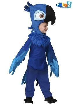 Disfraz de Blu de Río para niños pequeños