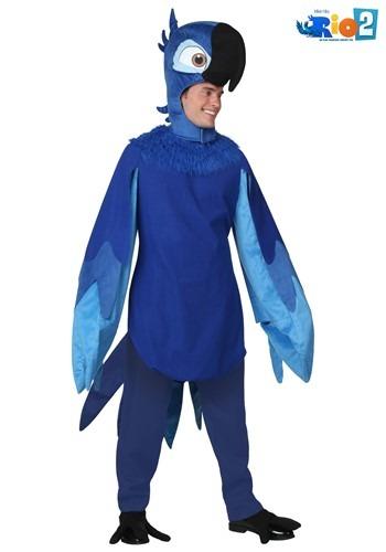 Disfraz de Blu de Río para adulto