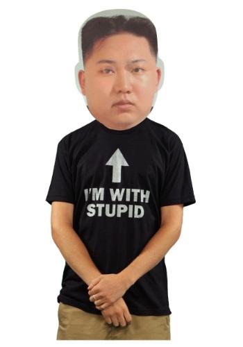 Máscara de baile Kim Jong
