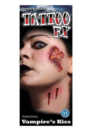 Kit de tatuaje de vampiro de beso de vampiro