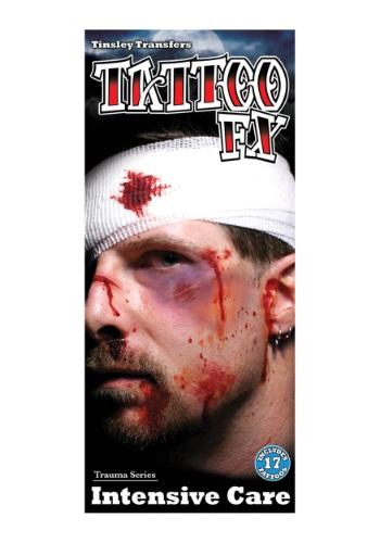 Kit de tatuajes temporales de Cuidados Intensivos