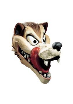 Máscara de lobo hambriento para adulto