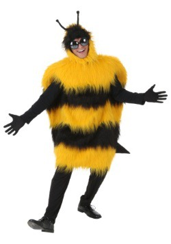 Disfraz de abejorro deluxe para adulto