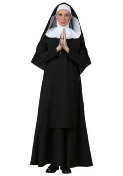 Disfraz de monja deluxe