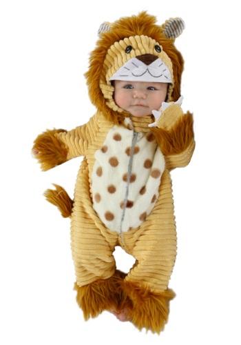 Disfraz infantil de león de Safari