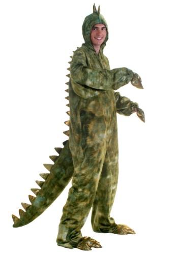 Disfraz de Dinosaurio T-Rex para adulto talla extra