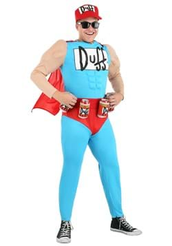 Disfraz de Duffman para hombre