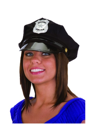 Sombrero de policía adulto