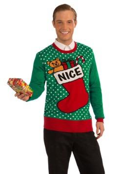 Suéter de navidad bonito