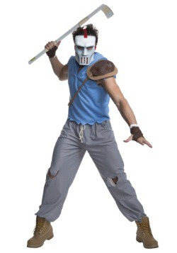 Disfraz de Casey Jones TMNT para adulto