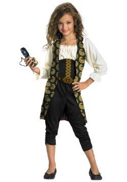 Disfraz de pirata Angélica para niñas