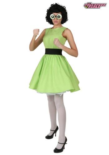 Disfraz de Buttercup Powerpuff Girl Plus
