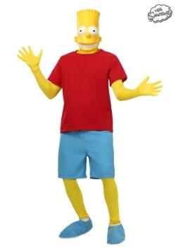Disfraz de Bart Simpson para adulto