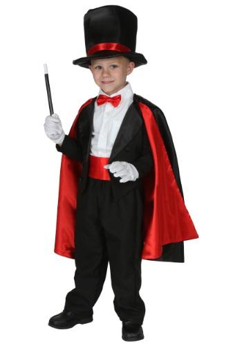 Disfraz de mago para niños pequeños