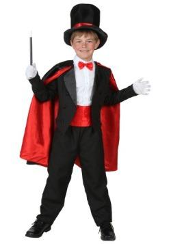 Disfraz de niño mago