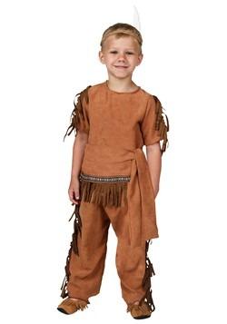 Disfraz de nativa americana para niñas pequeñas