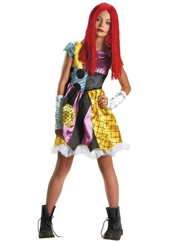 Disfraz de Sally tween