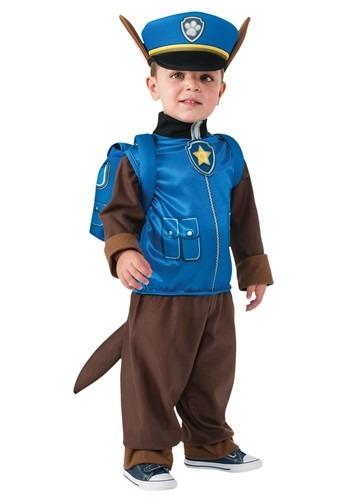 Disfraz de Chase de Paw Patrol: para niños