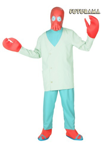 Disfraz del Dr. Zoidberg