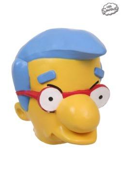 Máscara de Milhouse de Los Simpson