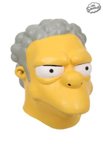 Máscara de Moe Szyslak de Los Simpson