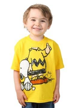 Camiseta Soy Chuck con Snoopy de Peanuts para niños pequeños
