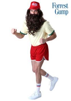 Disfraz de Forrest Gump corriendo talla extra
