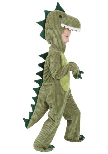 Disfraz de T-Rex para niños pequeños