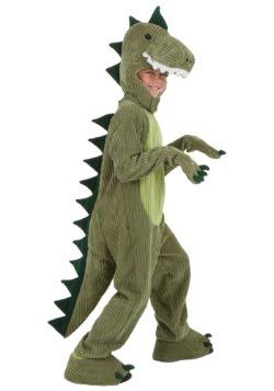 Disfraz de T-Rex para niños