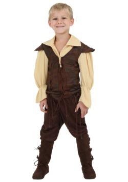 Traje de hombre renacentista de niño pequeño