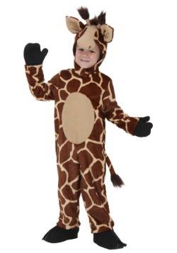 Disfraz de jirafa para niños pequeños