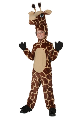 Disfraz infantil de la jirafa Jolly