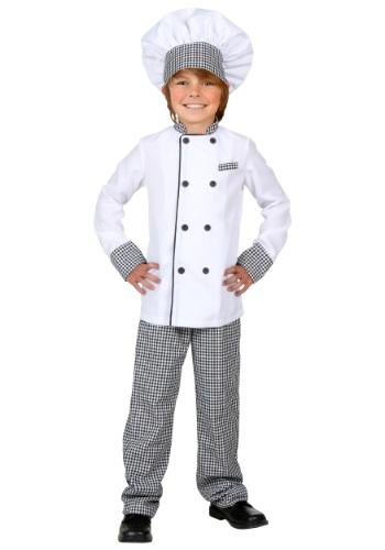 Disfraz infantil de chef