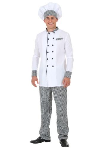 Disfraz de chef de talla grande